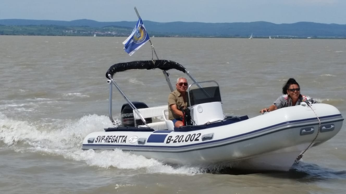 7Regattaboot